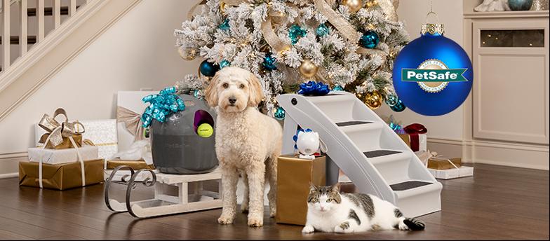 PetSafe® lance un compte à rebours des fêtes de fin d'année avec une sélection de cadeaux