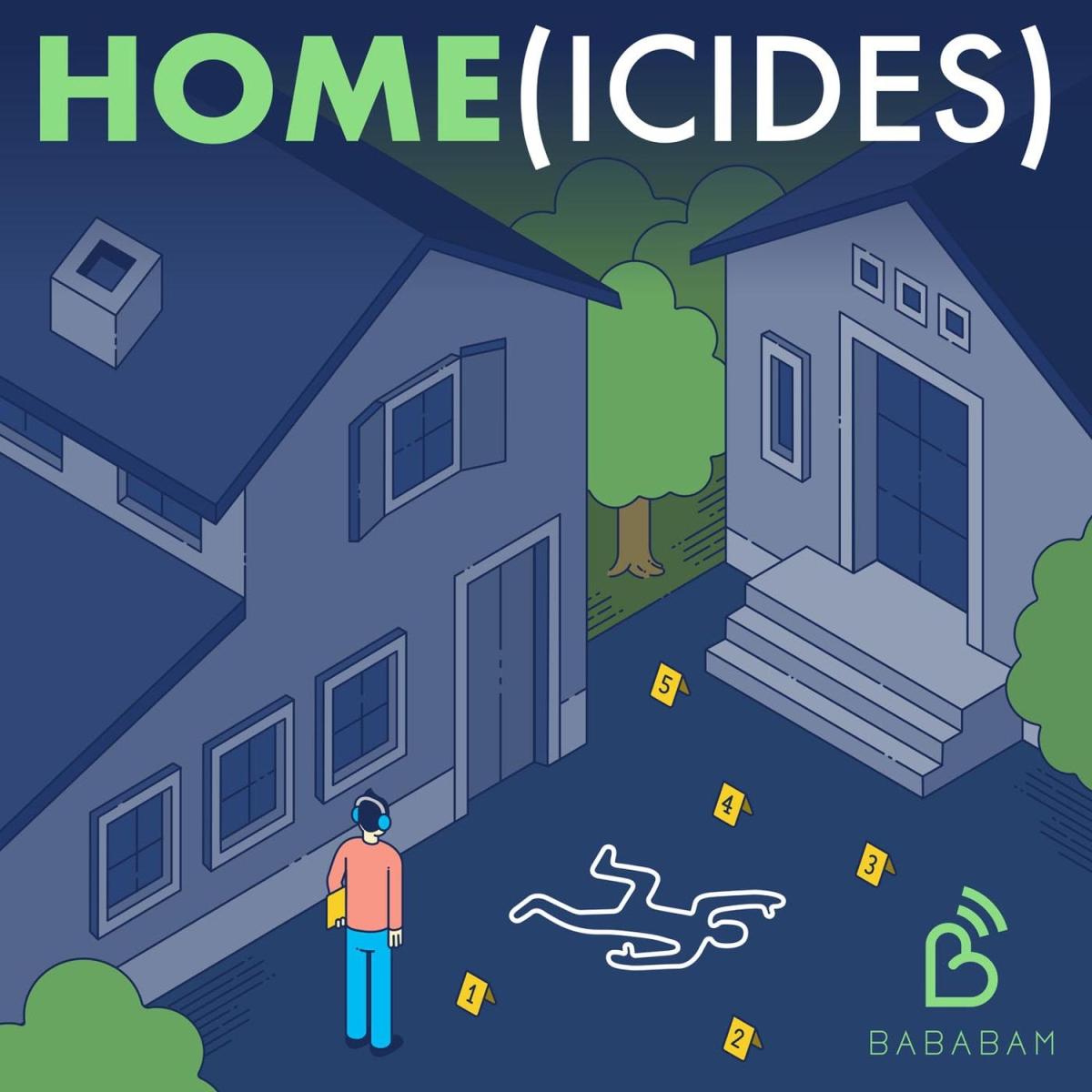 Bababam vous plonge dans les plus célèbres affaires criminelles familiales avec son nouveau podcast HOME(ICIDES)