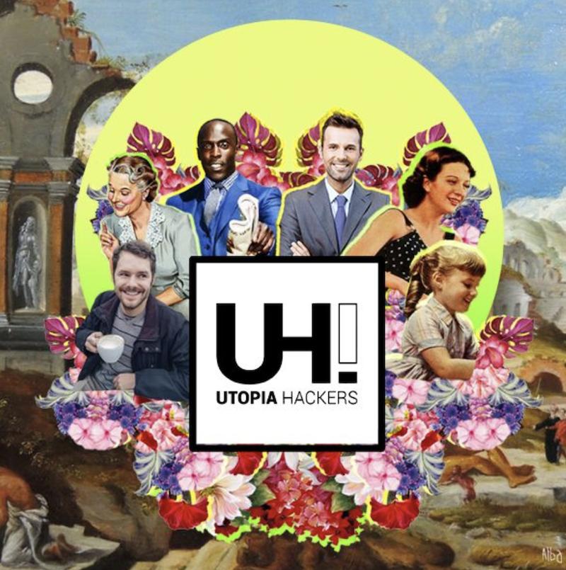 Edouard Malbois lance Utopia Hackers une nouvelle agence pour inviter les entreprises à mettre de l'Utopie dans leur stratégie